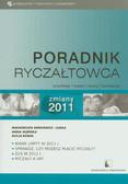 Borkiewicz-Liszka Małgorzata, Jeleńska Anna, Bobak Alicja - Poradnik Ryczałtowca 2011. przykłady, stawki, wzory, formularze