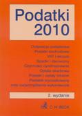 Podatki 2010. Teksty ustaw i rozporządzeń wraz z indeksem rzeczowym