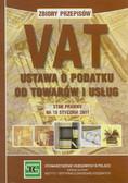 --- - VAT. Ustawa o podatku od towarów i usług