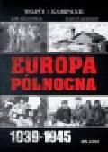 Gyllenhaal Lars,  Gebhardt James E. - Europa Północna 1939-1945