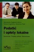 Ciąglewicz-Miśta Aleksandra, Ciąglewicz Natalia, Talik Arkadiusz - Podatki i opłaty lokalne