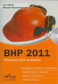 BHP 2011 Podręczny zbiór przepisów z płytą CD