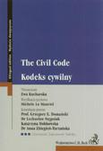 Kodeks cywilny The Civil Code. Wydanie dwujęzyczne
