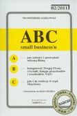 Markowski Włodzimierz - ABC small business`u 02/2011