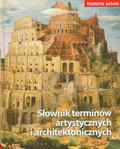 Historia sztuki 19 Słownik terminów artystycznych i architektonicznych