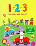 1 2 3 uczymy się liczyć książka z naklejkami