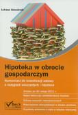 Grzechnik Łukasz - Hipoteka w obrocie gospodarczym