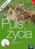 Sągin Beata, Boczarowski Andrzej, Sęktas Marian - Puls życia 3 Podręcznik do biologii z płytą CD