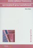 Sikacz Hanna - Ocena sytuacji finansowej grup kapitałowych