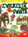 Zwierzęta świata. 207 naklejek