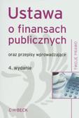 Ustawa o finasach publicznych