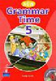 Jervis Sandy, Carling Maria - New Grammar Time 5 Student`s Book + CD gratis