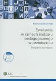 Stróżyński Klemens - Ewaluacja w ramach nadzoru pedagogicznego w przedszkolu z płytą CD