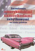 Woźniak Ewelina - Zarządzanie amerykańskimi samochodami zabytkowymi na rynku polskim