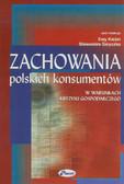 Zachowania polskich konsumentów w warunkach kryzysu gospodarczego