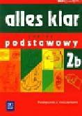 Łuniewska Krystyna, Tworek Urszula, Wąsik Zofia - Alles klar 2B Podręcznik z ćwiczeniami + CD