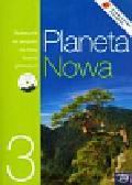 Szubert Mariusz - Planeta Nowa 3 Podręcznik + CD. Geografia. Gimnazjum