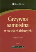 Dadak Wojciech - Grzywna samoistna w stawkach dziennych