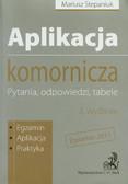 Stepaniuk Mariusz - Aplikacja komornicza