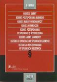 Kodeks karny Kodeks postępowania karnego Kodeks karny wykonawczy Kodeks wykroczeń