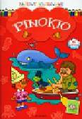 Bajkowe kolorowanki Pinokio