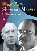 Axer Erwin,  Mrożek Sławomir - Listy 1965-1996