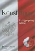 Konstytucja Rzeczypospolitej Polskiej z płytą CD