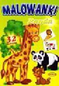 Panda Malowanki 32 naklejki
