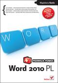 Magdalena Gunia - Word 2010 PL. Pierwsza pomoc