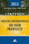 Kosacka-Łędzewicz Dorota, Olszewski Bogdan - Leksykon podatku dochodowego od osób prawnych 2011