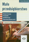 Martyniuk Teresa - Małe przedsiębiorstwo z płytą CD