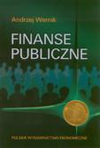 Wernik Andrzej - Finanse publiczne. Cele, struktury, uwarunkowania
