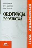 Adamiak Barbara, Borkowski Janusz, Mastalski Ryszard, Zubrzycki Janusz - Ordynacja podatkowa. Komentarz 2011