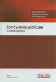 Grochalska Dorota, Leszczyński Zbigniew, Wiktorowska Ewa - Zamówienia publiczne na roboty budowlane + CD