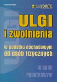 Haski Ksawery - Ulgi i zwolnienia w podatku dochodowym od osób fizycznych 2011