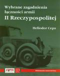 Cepa Heliodor - Wybrane zagadnienia łączności armii II Rzeczpo