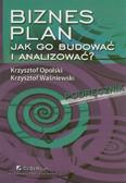 Opolski Krzysztof, Waśniewski Krzysztof - Biznes plan Jak go budować i analizować?