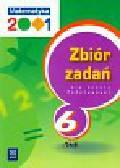 Bazyluk Anna, Chodnicki Jerzy, Dąbrowski Mirosław - Matematyka 2001 6 Zbiór zadań. Szkoła podstawowa