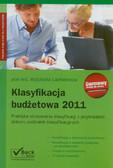 red. Lachiewicz Wojciech - Klasyfikacja budżetowa 2011. Praktyka stosowania klasyfikacji z przykładami doboru podziałek klasyfikacyjnych