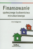 Szelągowska Anna - Finansowanie społecznego budownictwa mieszkaniowego