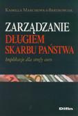 Marchewka-Bartkowiak Kamilla - Zarządzanie długiem Skarbu Państwa