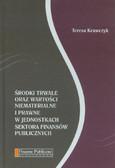 Krawczyk Teresa - Środki trwałe oraz wartości niematerialne i prawne w jednostkach sektora finansów publicznych