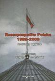 red. Leszczyńska Krystyna - Rzeczpospolita Polska 1989-2009. Problemy wybrane