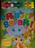 Fabisińska Liliana - Rajd safari Czytam i gram. gra planszowa z samochodzikami