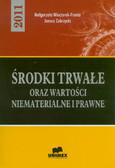Wieczorek-Fronia Małgorzata, Zubrzycki Janusz - Środki trwałe oraz wartości niematerialne i prawne - 2011