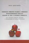 Zgolak-Nafalska Monika - Porównanie wybranych polskich i niemieckich materialnoprawnych regulacji działania na GMO w systemach zamkniętych oraz niektórych aspektów procedury z uwzględnieniem ich kontekstu etycznego
