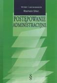 Stec Roman - Postępowanie administracyjne