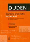 Duden Deutsche Grammatik kurz gefasst