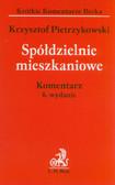 Pietrzykowski Krzysztof - Spółdzielnie mieszkaniowe Komentarz