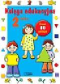 Księga edukacyjna 2 latka